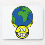 Atlas smile   mousepad