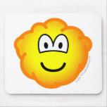 Wolk emoticon   mousepad