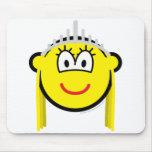 Princess buddy icon   mousepad