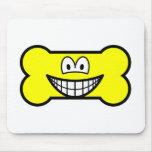 Bone smile   mousepad