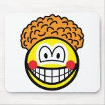 Clown smile   mousepad
