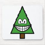 Conifer smile   mousepad