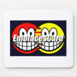 Credit Card smile   mousepad