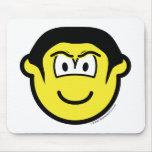 The Rock buddy icon WWF  mousepad