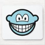 Hypothermal smile   mousepad