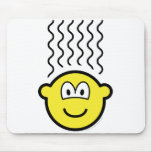 Smelly buddy icon   mousepad