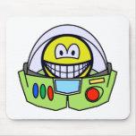 Buzz Lightyear smile   mousepad