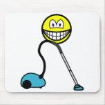 Vacuum cleaner smile   mousepad