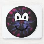Plasma globe emoticon   mousepad