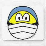 Surgeon smile   mousepad