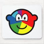 Pie chart buddy icon   mousepad