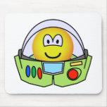 Buzz Lightyear emoticon   mousepad
