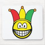 Joker/Carnival smile   mousepad