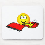 Aladdin emoticon   mousepad