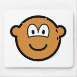 Kokosnoot emoticon   mousepad