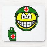 M*A*S*H smile medic  mousepad