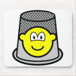 Thimble buddy icon   mousepad