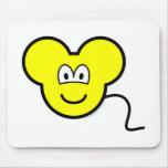 Mouse buddy icon   mousepad