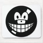 Record smile   mousepad