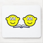 Collaborating buddy icon   mousepad