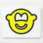 Cut out buddy icon   mousepad