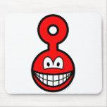Teletubbie smile Po  mousepad