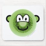 Kiwi fruit buddy icon   mousepad