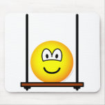 Swing emoticon   mousepad