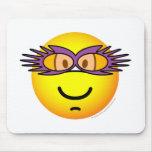 Elton John emoticon   mousepad