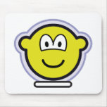 Space buddy icon   mousepad