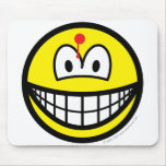 Hit smile   mousepad