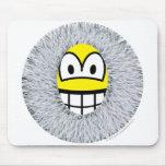 Eskimo smile   mousepad