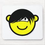 Emo buddy icon   mousepad