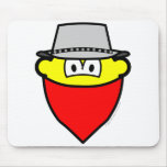 Bandit buddy icon   mousepad