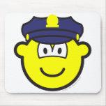 Cop buddy icon   mousepad