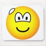 Blister emoticon   mousepad