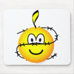 Amnesty emoticon   mousepad
