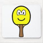 Table tennis bat buddy icon   mousepad