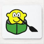 Canadian canoe buddy icon   mousepad