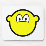 Dumb buddy icon   mousepad