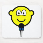 Interviewed buddy icon   mousepad