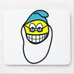 Doc smile Seven Dwarves  mousepad