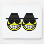 Blues Brothers smilies   mousepad