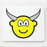 Horny buddy icon   mousepad