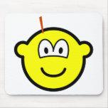 Splinter buddy icon   mousepad