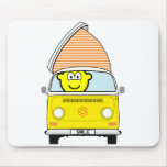 Campervan buddy icon   mousepad