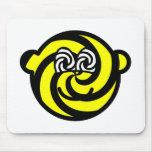 Hypnotic buddy icon   mousepad