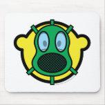 Gasmask buddy icon   mousepad