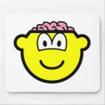 Brain buddy icon   mousepad