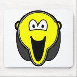 Scream buddy icon   mousepad